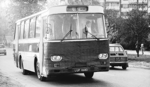 Autosan H9-35 na linii nr 6