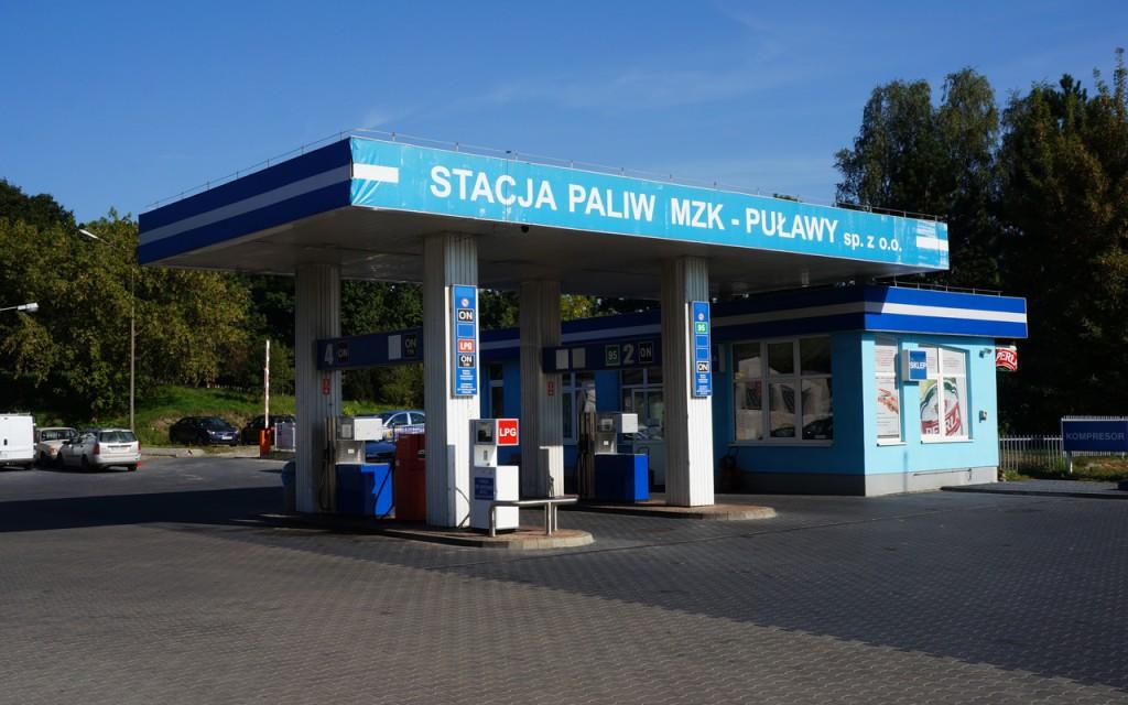 Stacja Paliw MZK Puławy